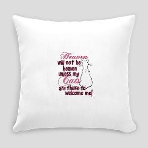 heaven catw Everyday Pillow
