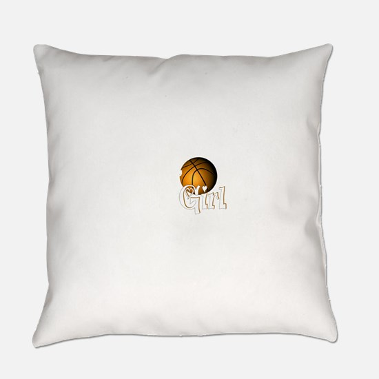 play like a girl.png Everyday Pillow