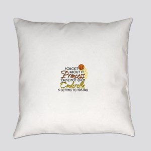 cinderella basketball2 Everyday Pillow