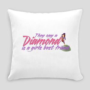 3-diamond2 Everyday Pillow