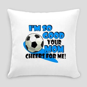 So Good - Soccer Everyday Pillow