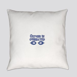 oxygenoverrated Everyday Pillow