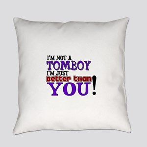 TOMBOY Everyday Pillow