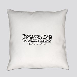damnvoices2 Everyday Pillow