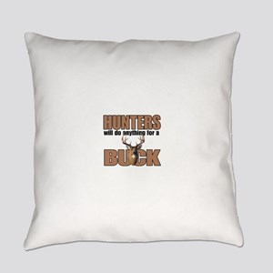 Hunters/Buck Everyday Pillow