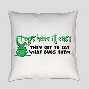 frogs23 Everyday Pillow
