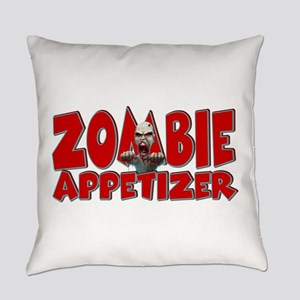 Zombie Appetizer Everyday Pillow