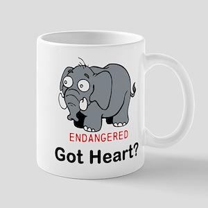 Got Heart? Mugs
