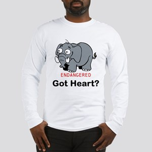 Got Heart? Long Sleeve T-Shirt