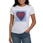 Women's Ovarian Cancer Awareness T-Shirt