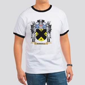 Purcell Coat of Arms - Family Crest T-Shirt