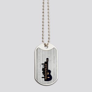 Nashville SGS5-WH Dog Tags