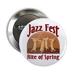Jazz Fest Rite of Spring Button
