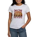 Jazz Fest Rite of Spring Women's T-Shirt