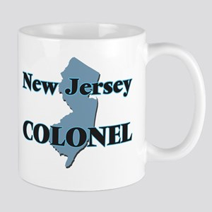 New Jersey Colonel Mugs