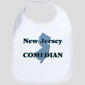 New Jersey Comedian Bib