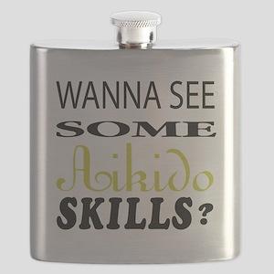 Wanna See Some Aikido Skills ? Flask