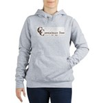 Cc Logo Women's Hooded Sweatshirt