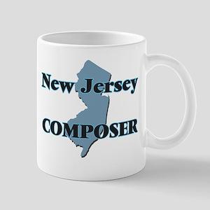 New Jersey Composer Mugs