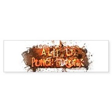 ALPD_LOGO_large_white Bumper Sticker