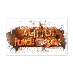 ALPD_LOGO_large_white Wall Decal