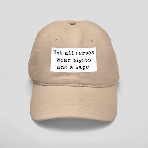 """Not all heroes"" Cap"