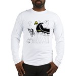 Bicycle Cartoon 9334 Long Sleeve T-Shirt