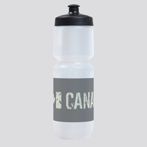 Canadian Flag: Canada Sports Bottle