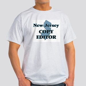 New Jersey Copy Editor T-Shirt