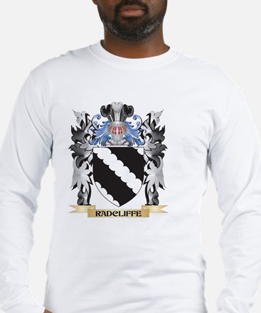 Radcliffe Coat of Arms - Famil Long Sleeve T-Shirt
