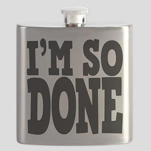 Im So Done Flask