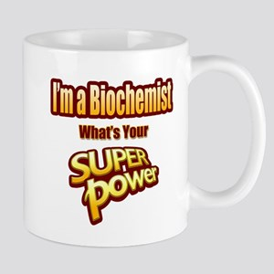 Super Power - Biochemist Mugs