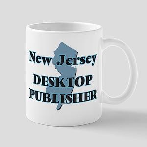 New Jersey Desktop Publisher Mugs