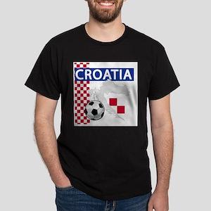 Croatia Soccer T-Shirt