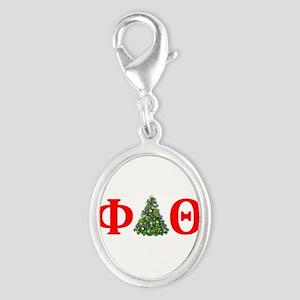 Phi Delta Theta Christmas Charms