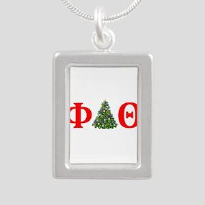 Phi Delta Theta Christmas Necklaces