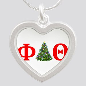 Phi Delta Theta Christmas Necklaces