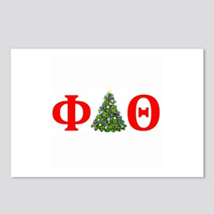 Phi Delta Theta Christmas Postcards (Package of 8)