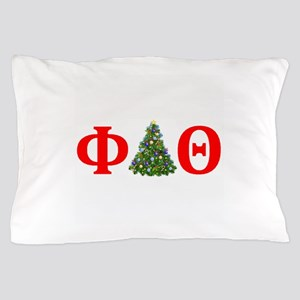 Phi Delta Theta Christmas Pillow Case
