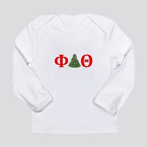 Phi Delta Theta Christmas Long Sleeve T-Shirt