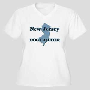 New Jersey Dog Catcher Plus Size T-Shirt
