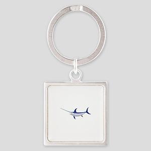 Swordfish Keychains