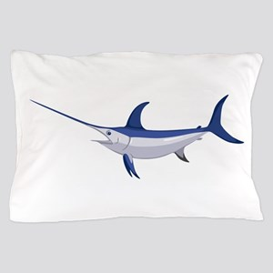 Swordfish Pillow Case