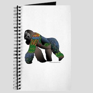 Zentangle Gorilla Journal