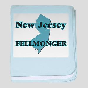 New Jersey Fellmonger baby blanket