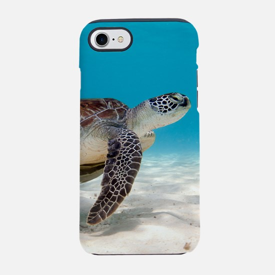 Sea Turtle iPhone 8/7 Tough Case