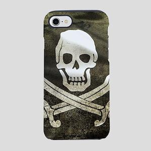 Pirate Flag iPhone 8/7 Tough Case