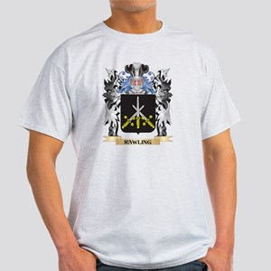 Rawling Coat of Arms - Family Cres T-Shirt