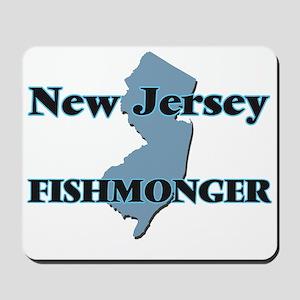New Jersey Fishmonger Mousepad