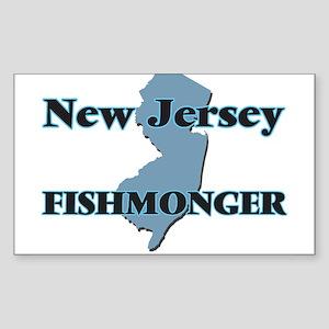 New Jersey Fishmonger Sticker